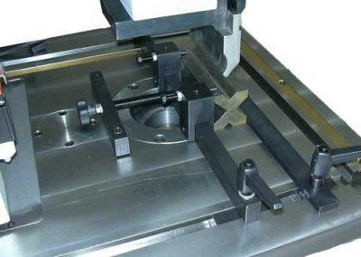 Registro posteriore e Kit di piegatura DAV 206