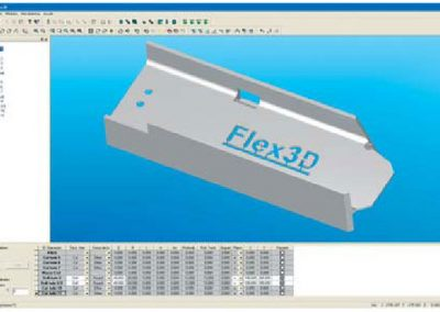 CAD/CAM Software for sheet metal working